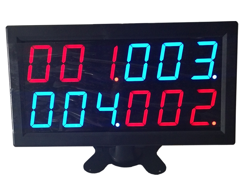wireless calling system display