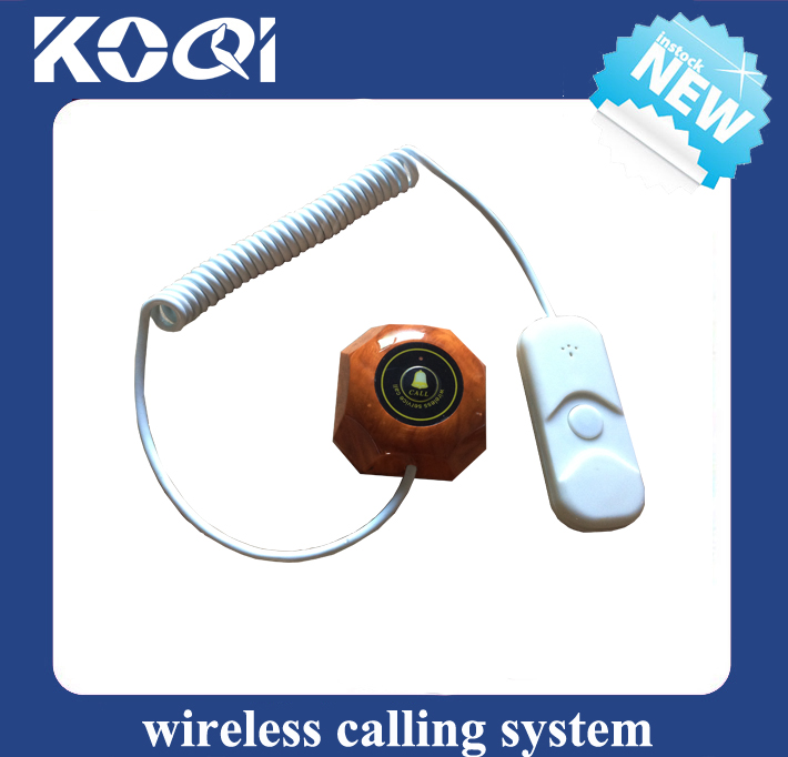 Hospital Wireless Call Button K-AB-H